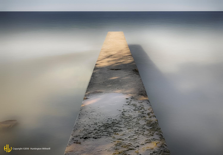 Pier, Lake Ontario, Canada, 2013 (c)