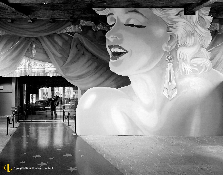 Marilyn Monroe, Las Vegas, NV, 1999