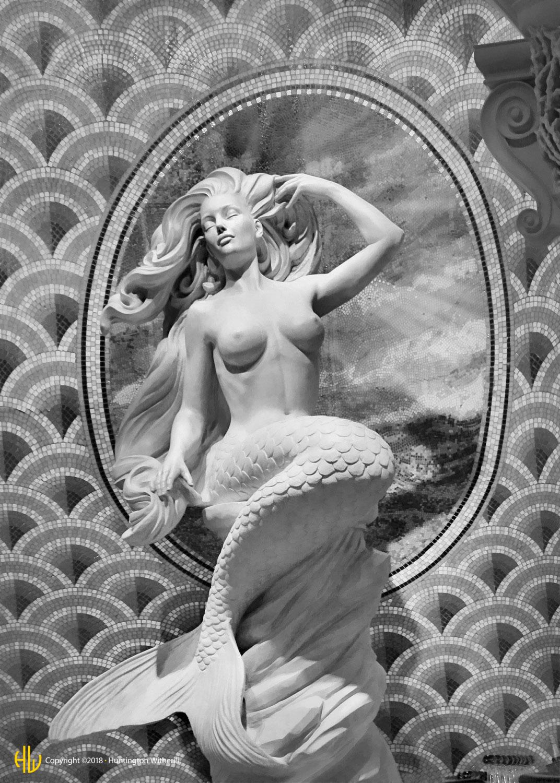 Mermaid, Las Vegas, NV, 2004