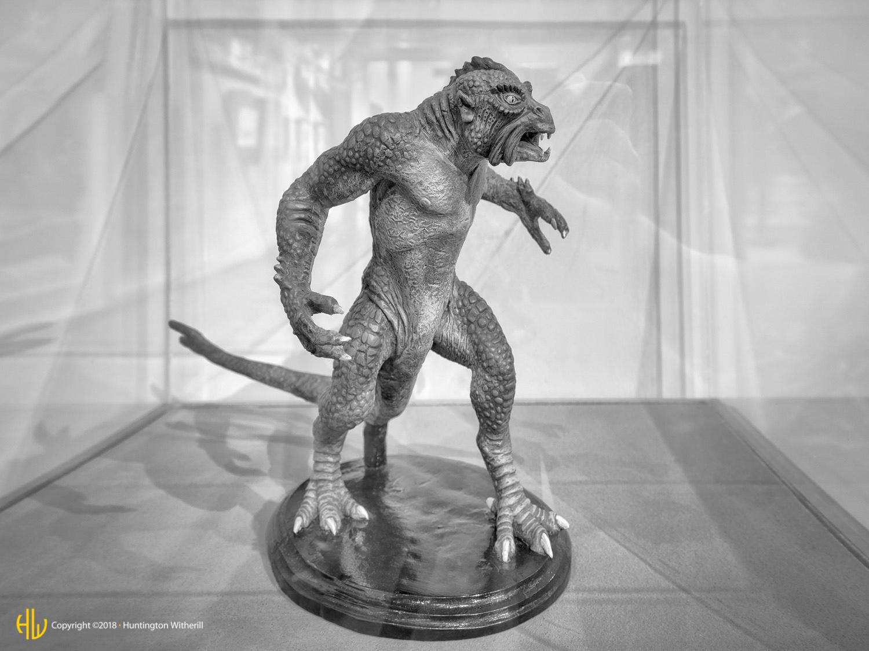 Alien Dinosaur, Blanding, UT, 2017