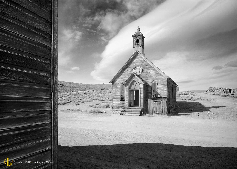 Church, Bodie, CA, 1995