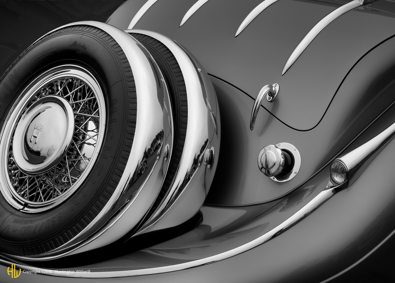 1937 Horch 853 Sport Cabriolet #1, 2009