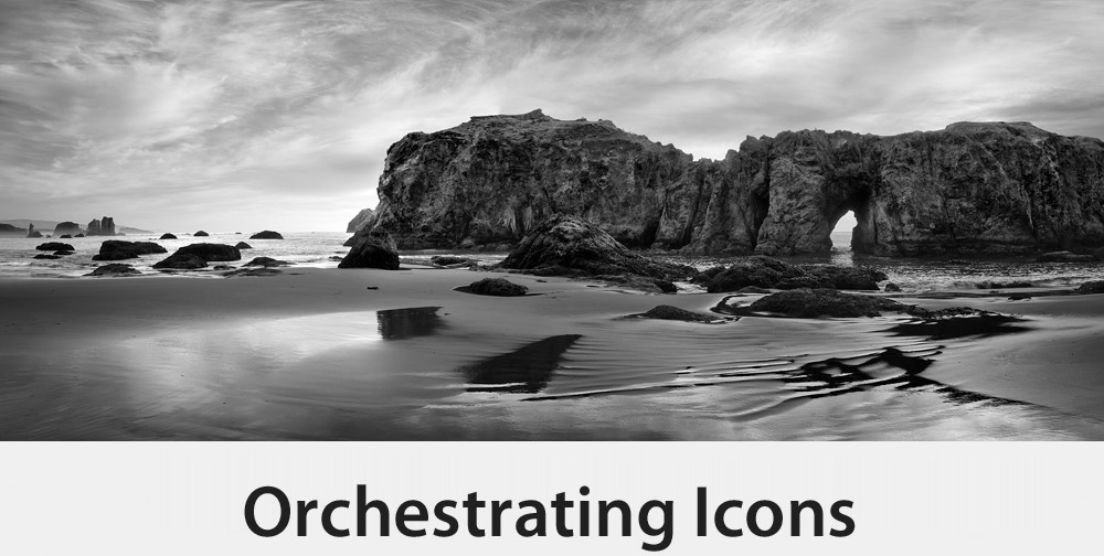 Orchestrating Icons