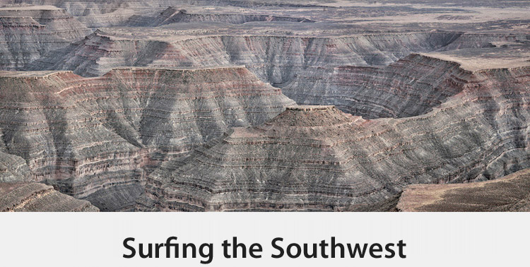 Copy of Surfing the Southwest