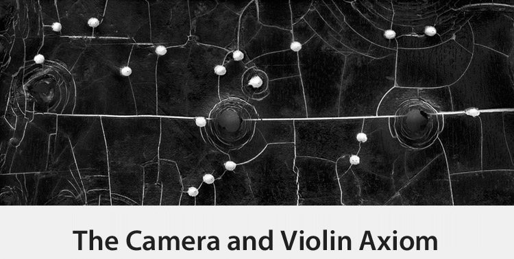 Copy of Camera and Violin Axiom