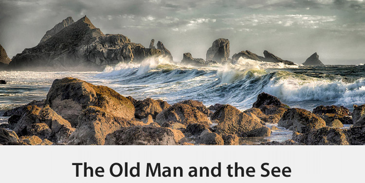 Copy of The Old Man and the See