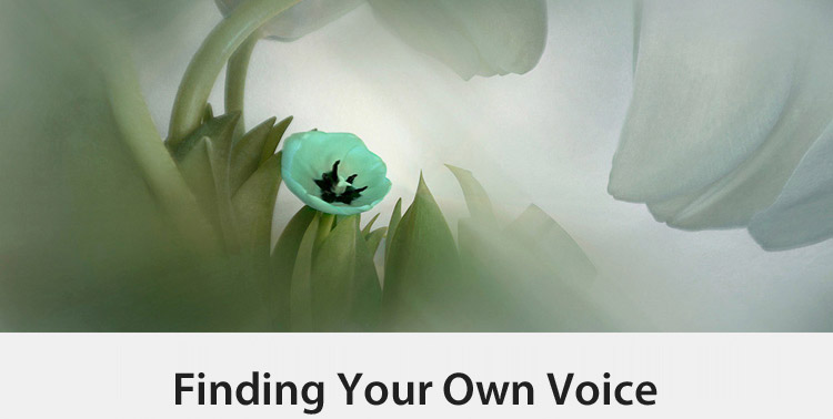 Copy of Finding Your Own Voice