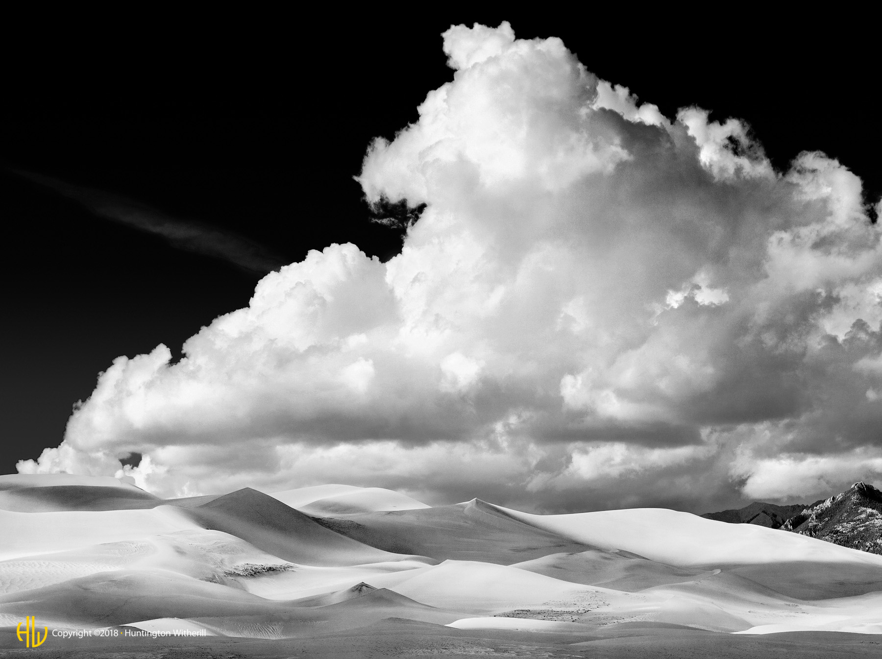 Great Sand Dunes National Monument, CO, 1975