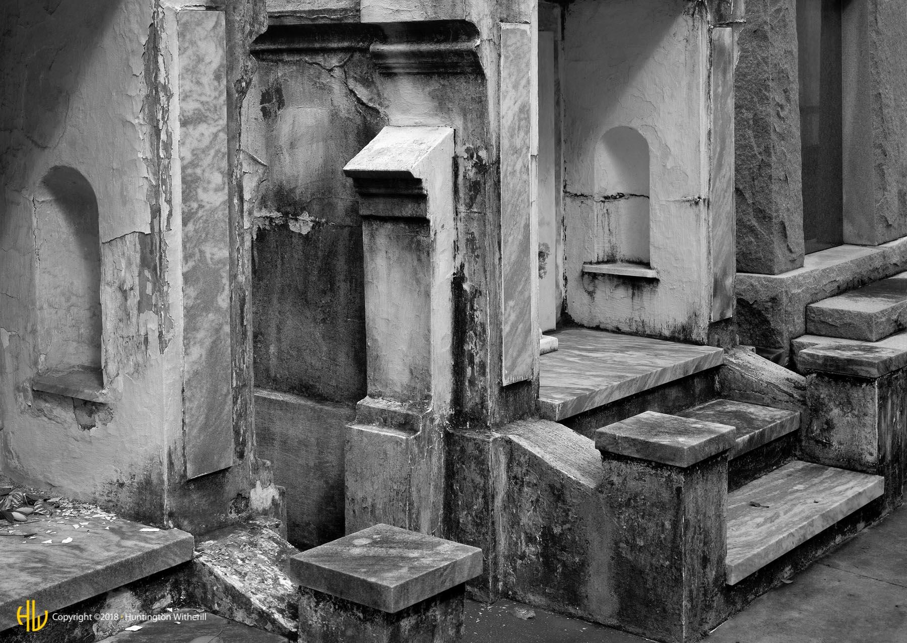 Cemetery #2, New Orleans, LA, 1990