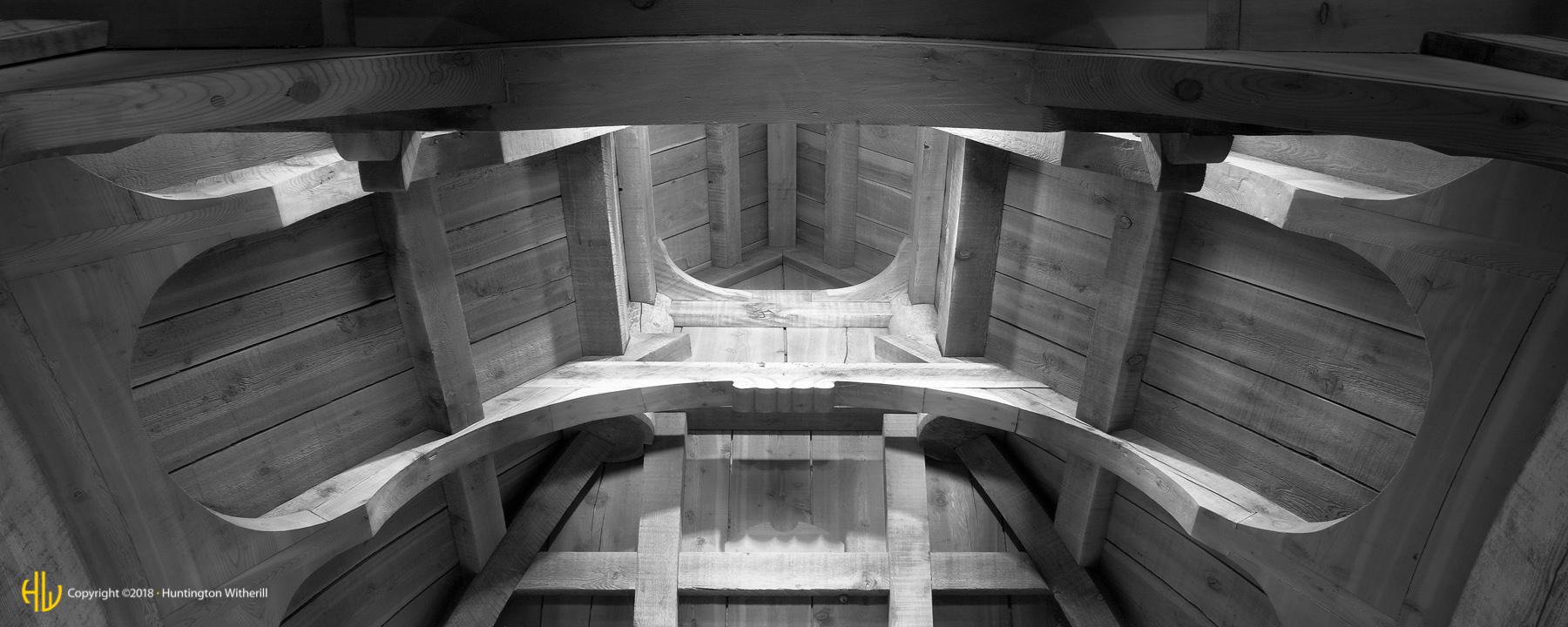 Chapel Interior, Rapid City, SD, 2007