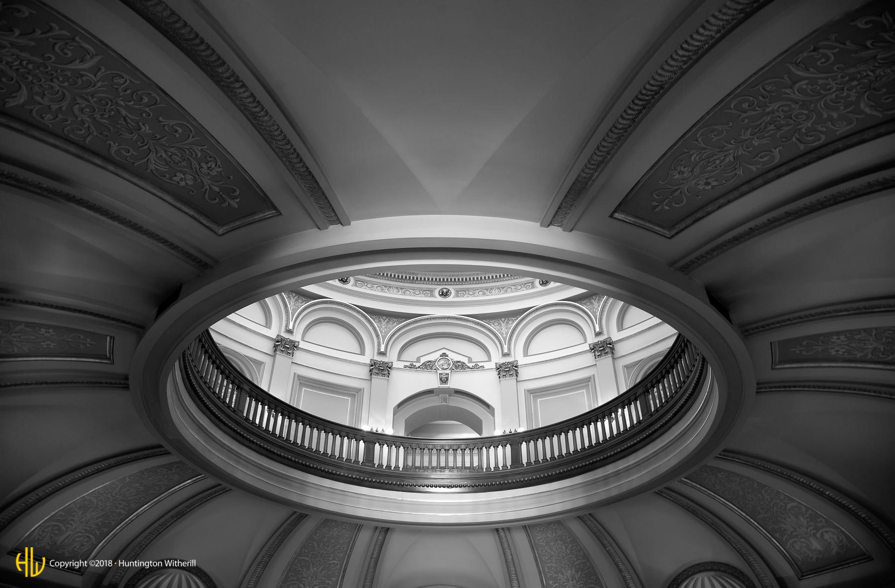 Capitol Dome, Sacramento, CA, 2007