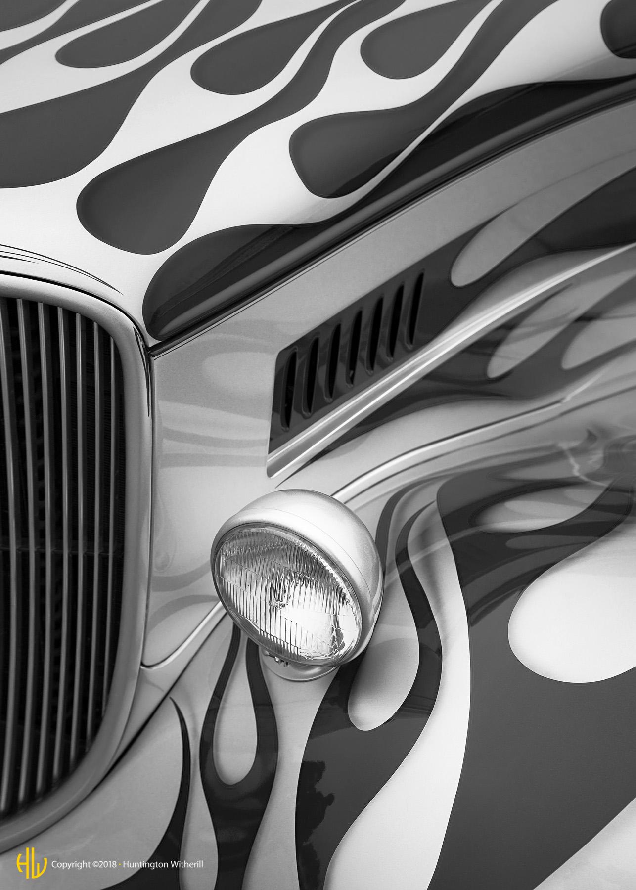 1933 Ford Custom Street Rod, 2011