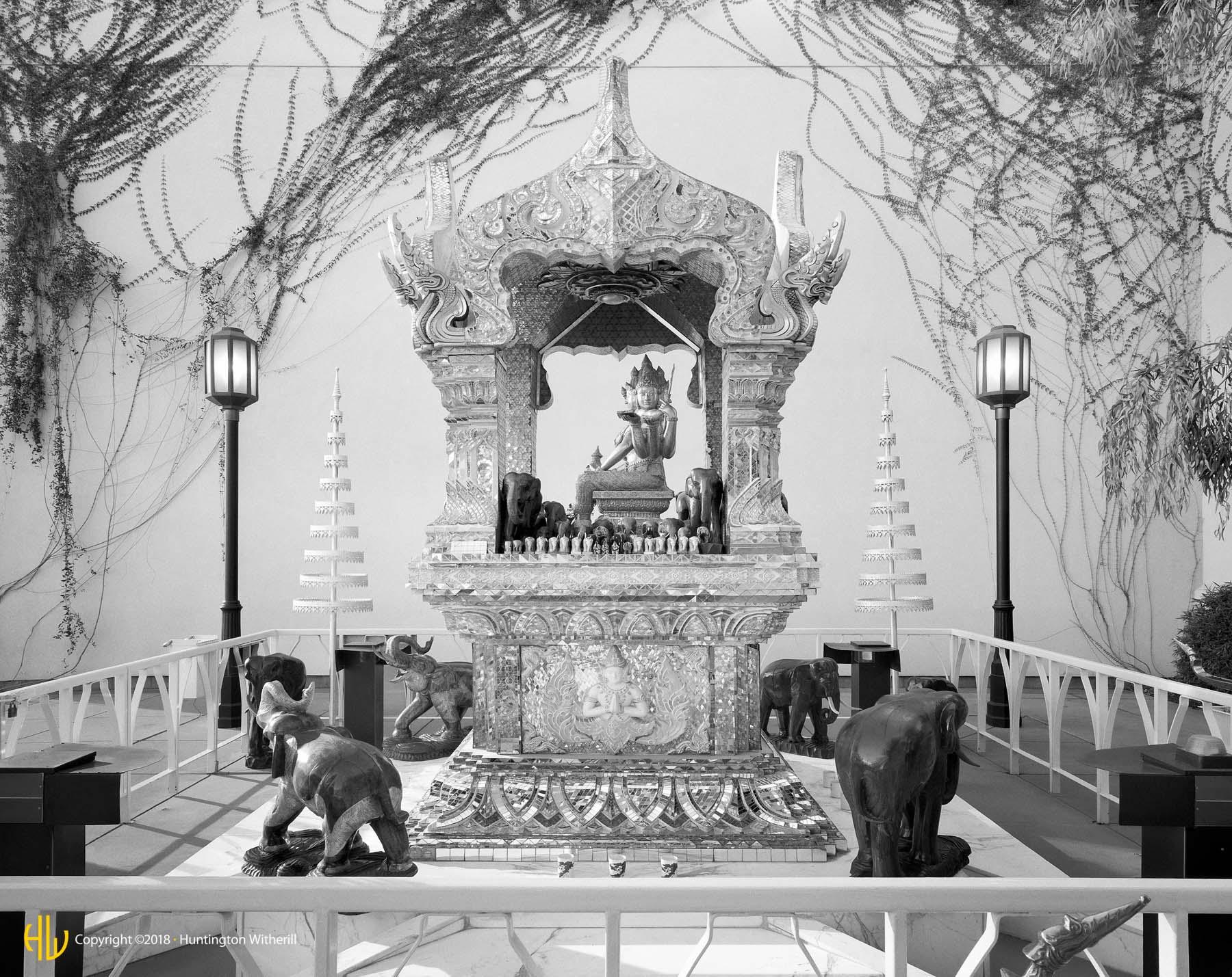 Hindu Shrine, Las Vegas, NV, 1999