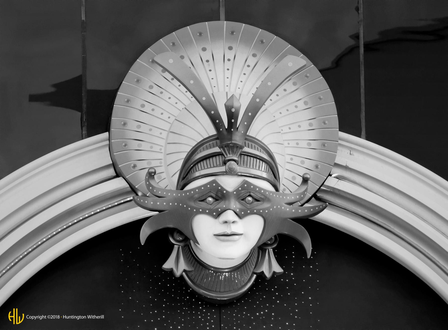 Mask, Las Vegas, NV, 2004