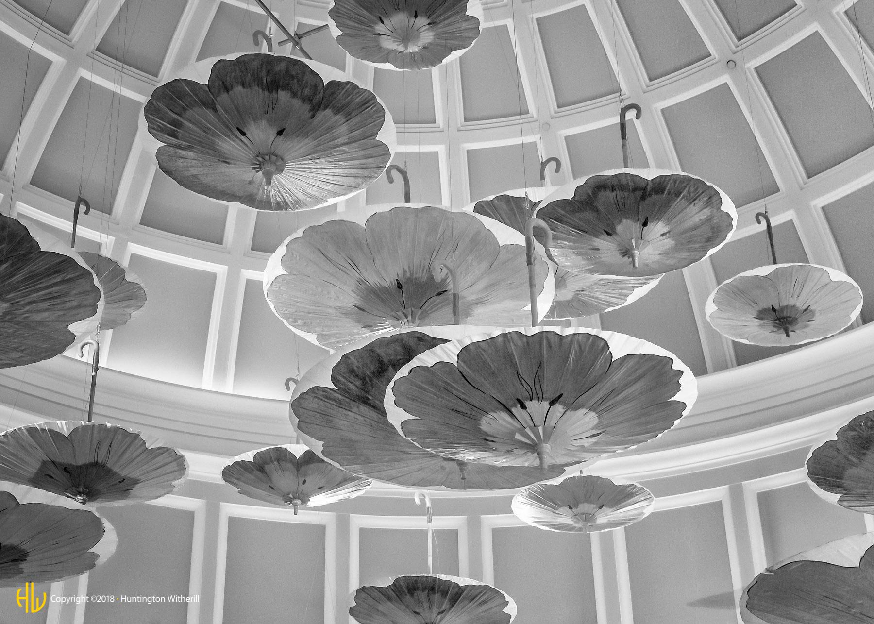 Ceiling #2, Bellagio, Las Vegas, NV, 2013