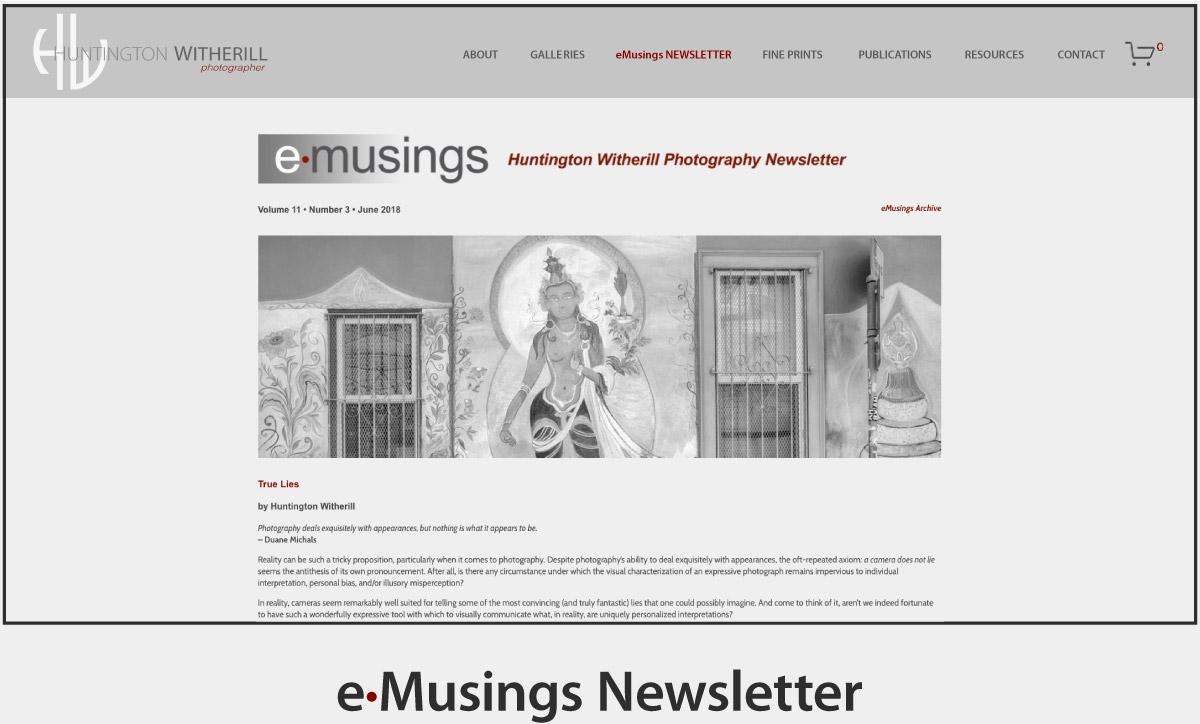 eMusings Newsletter