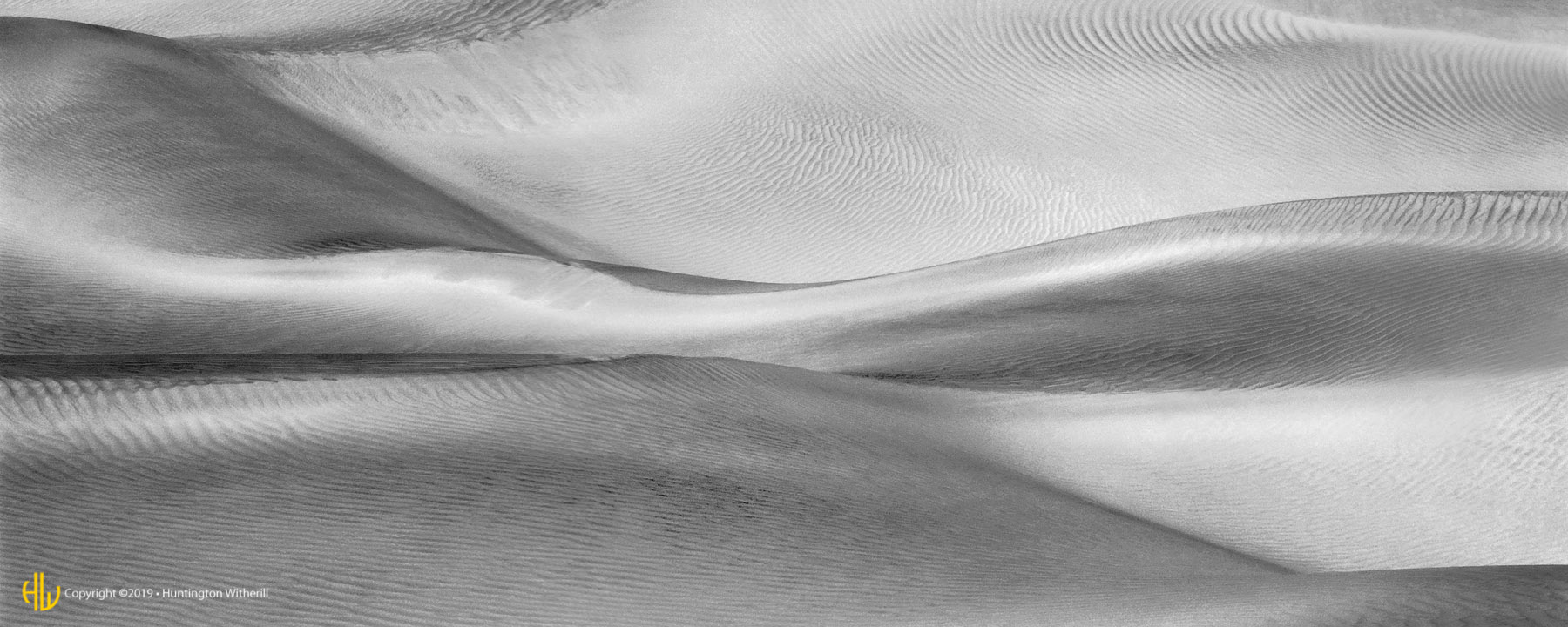 Dune Form, Death Valley, CA, 1994