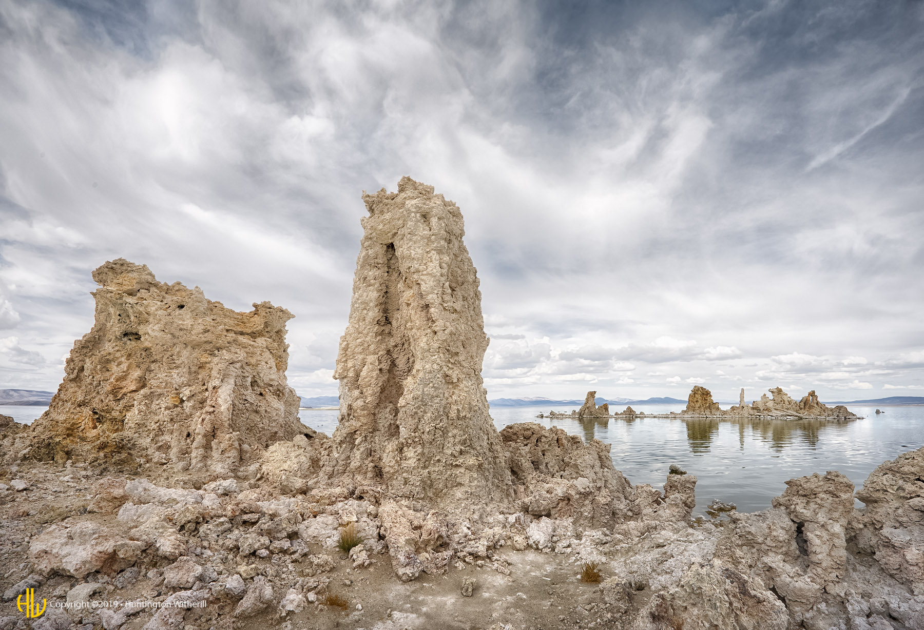 Tufa Towers, Mono Lake, CA, 2015 (c)