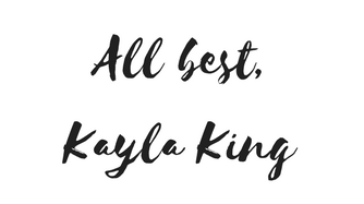 All best,Kayla King.png