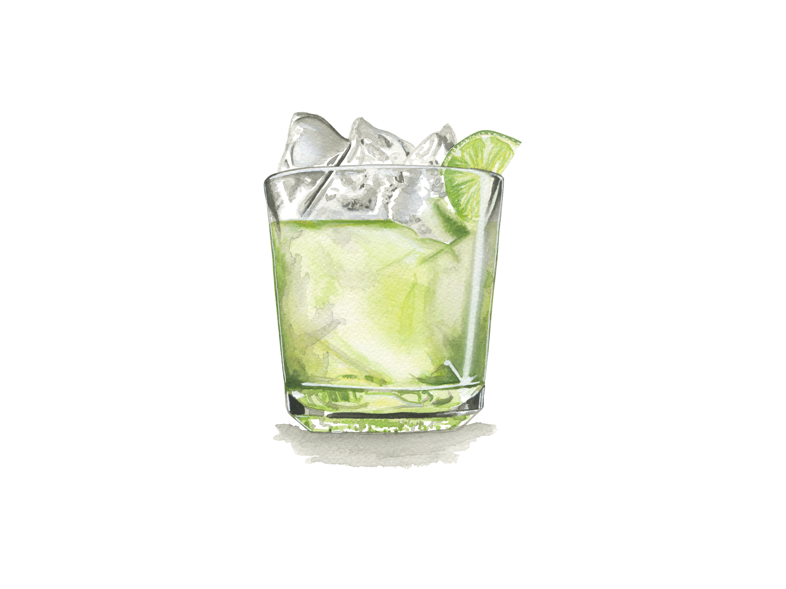 Gimlet | Mid-Century Cocktail Series