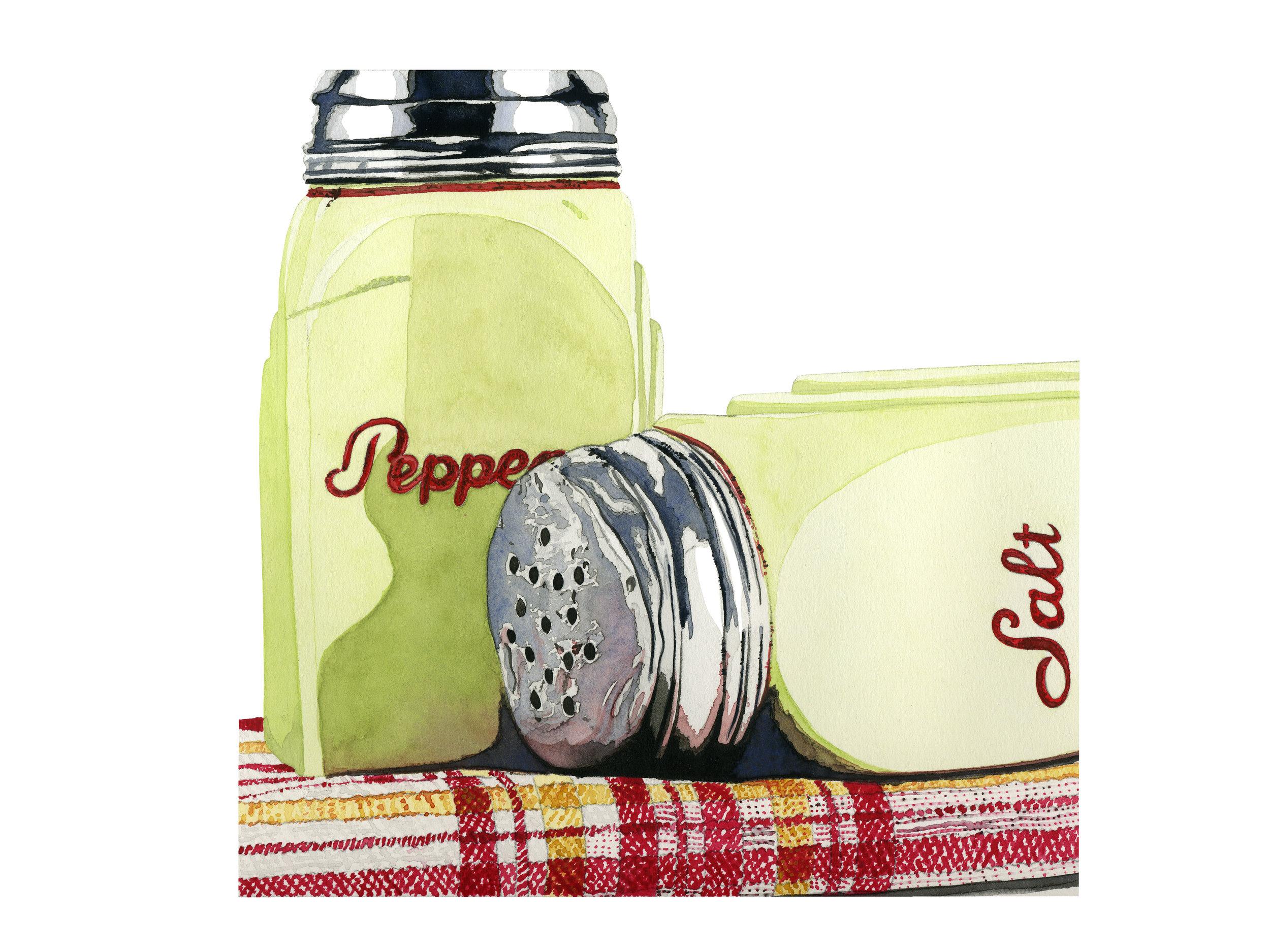 Salt + Pepper
