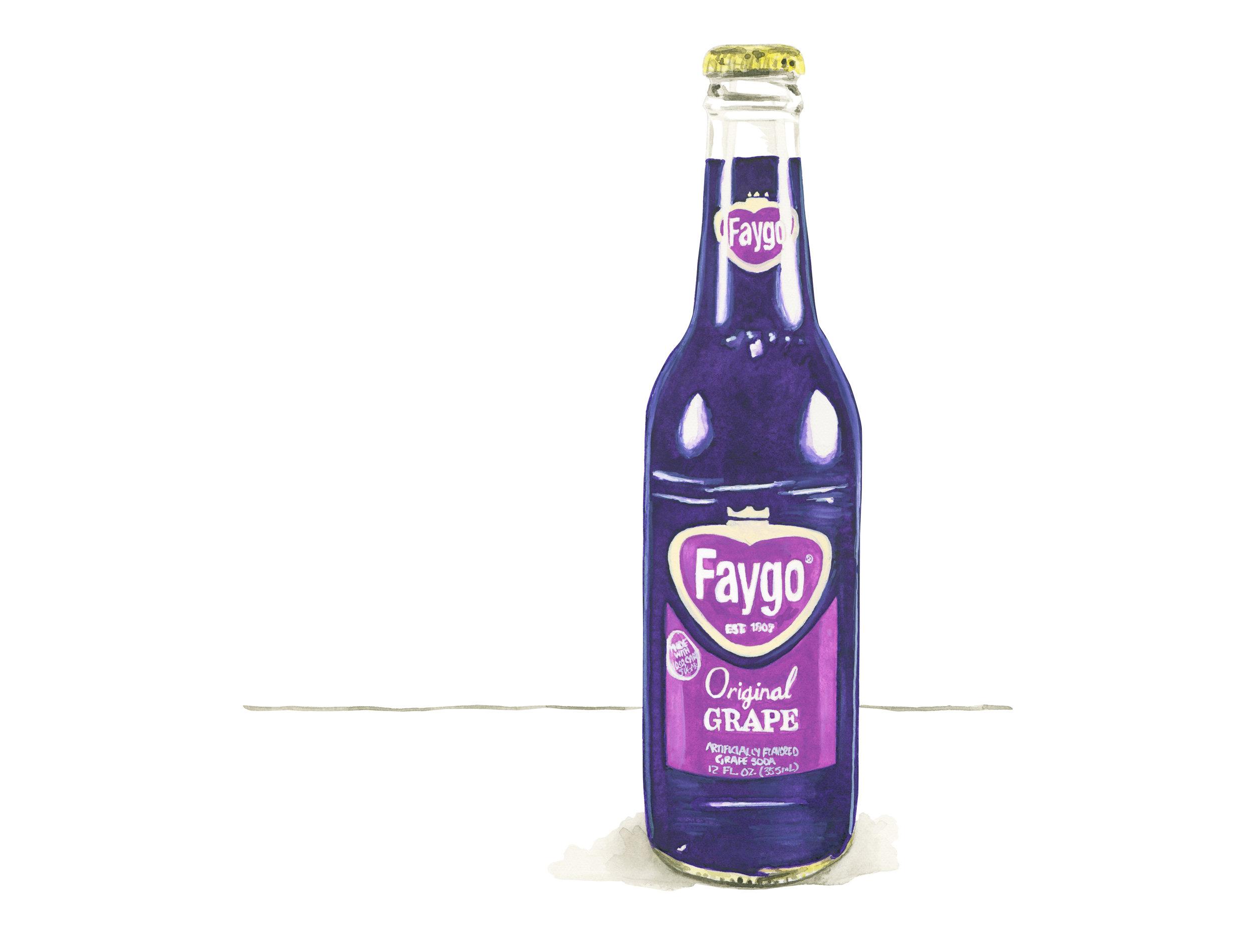 Faygo Grape Pop