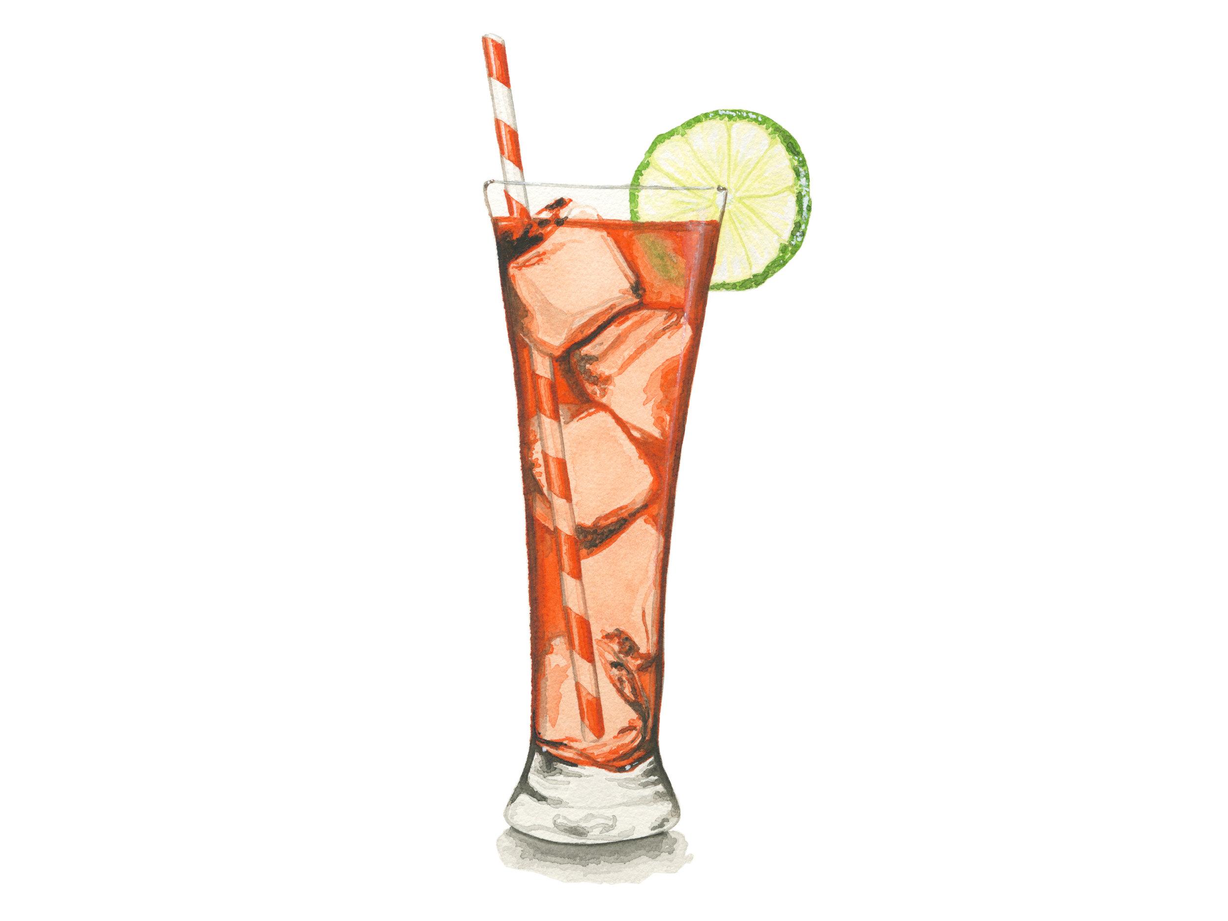 Tangerine Palomo | Bibo Barmaid, LLC