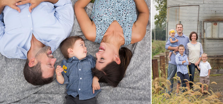 New Bremen Ohio, Kuenning-Dicke Natural Area, Versailles Ohio, immediate family, modern family portrait, fun family portrait