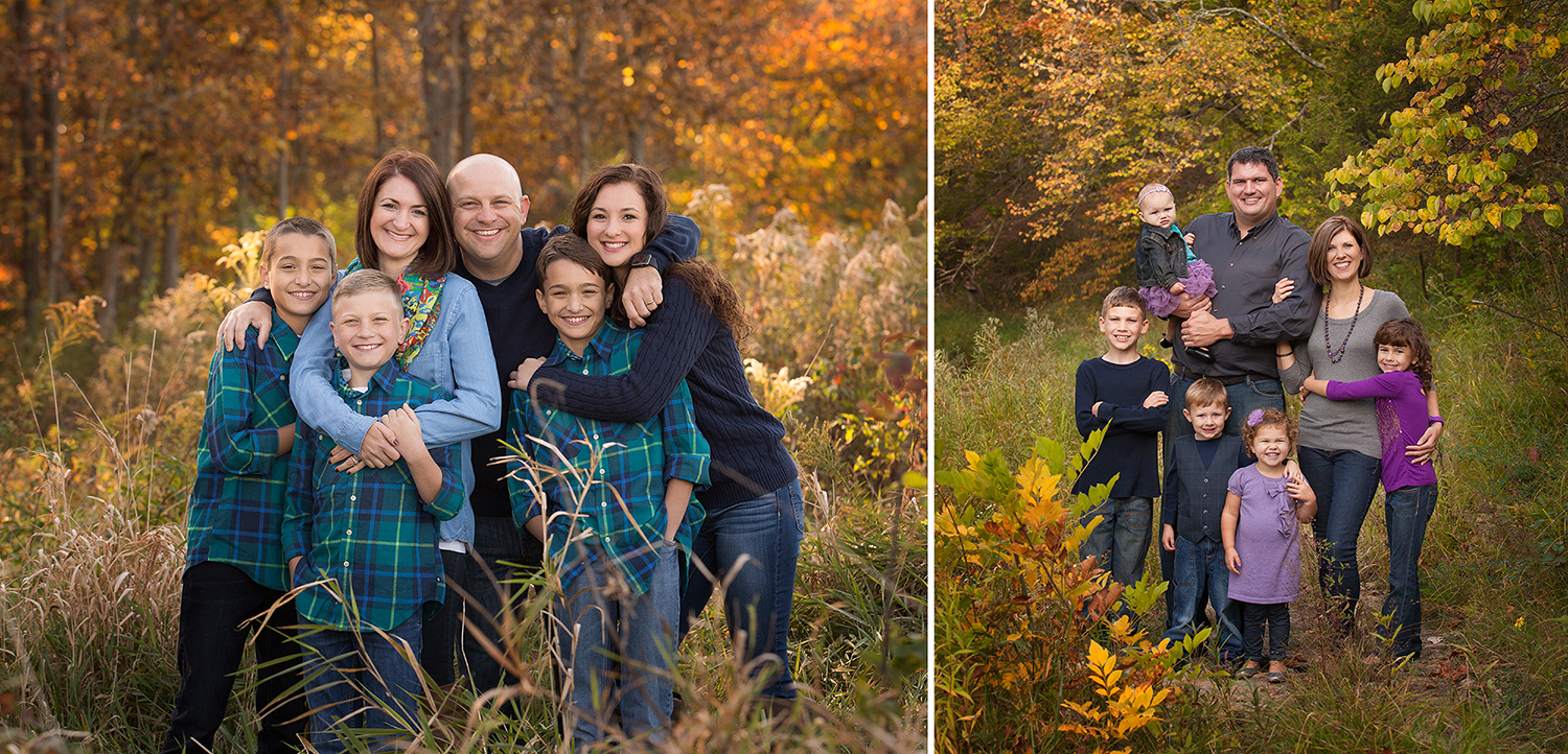 Versailles Ohio, Covington Ohio, Stillwater Prairie Reserve, outdoor family portrait, outdoor family photography, fall family photography, fall portraits, fall pictures, family clothing