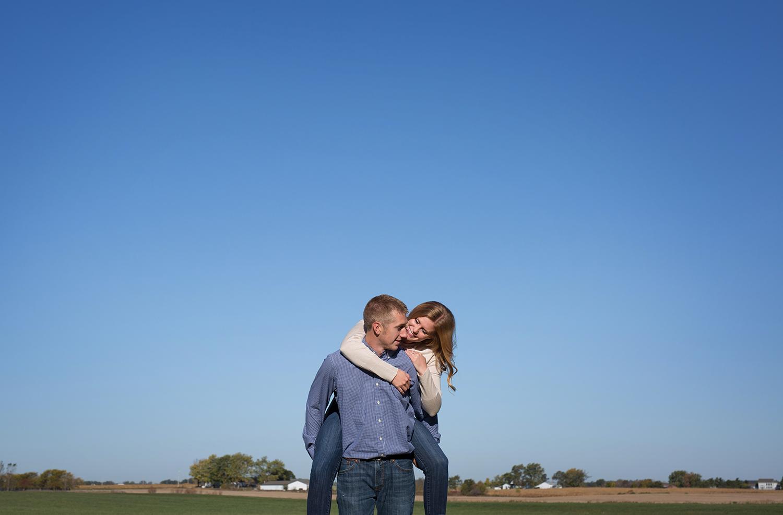 Ft Recovery Ohio, storytelling engagement photography