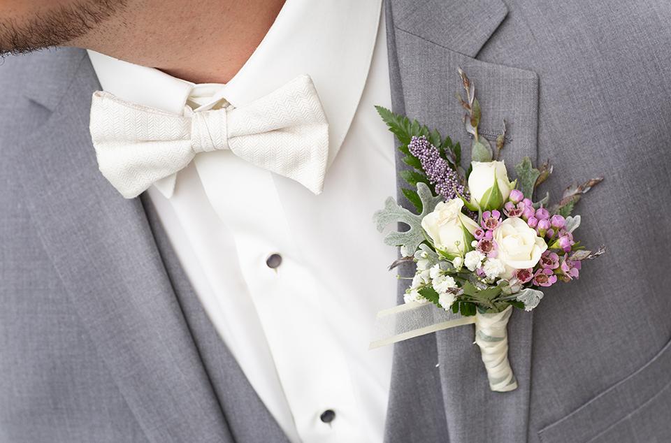 Tux Shop: Mr. Shoppe | Coldwater, OH Florist: Nature's Reflections | Versailles, OH