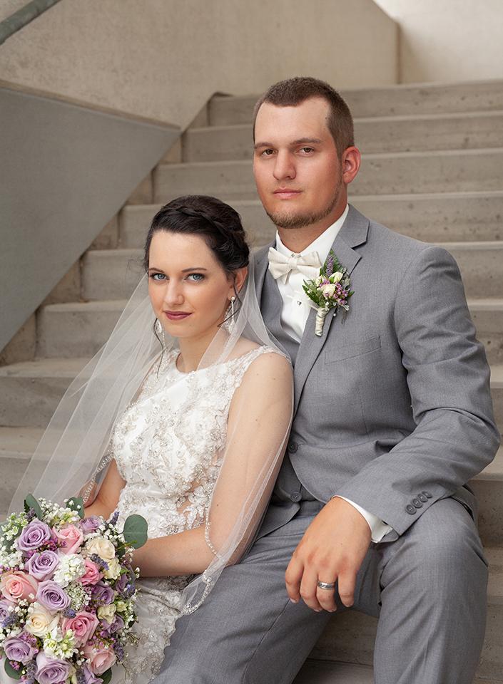 Bridal + Bridesmaids Dress Shop: Emmy's | Minster, OH Tux Shop: Mr. Shoppe | Coldwater, OH Florist: Nature's Reflections | Versailles, OH