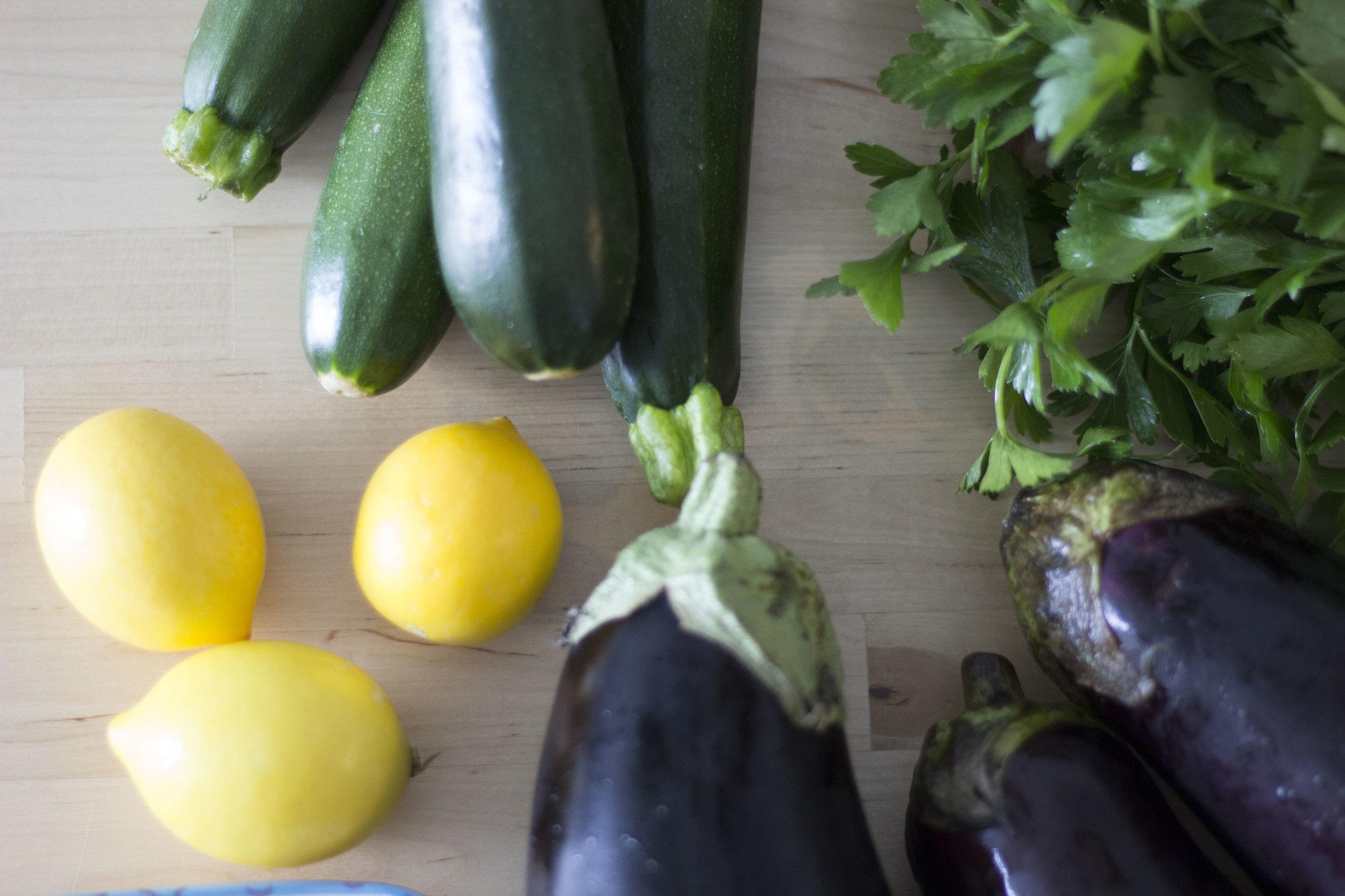 Eggplant sauce close-up vegetables.jpg