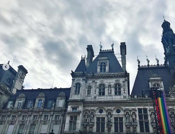 The Hotel de Ville