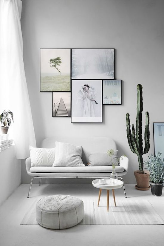 light doesn't have to mean white. image via Yellows
