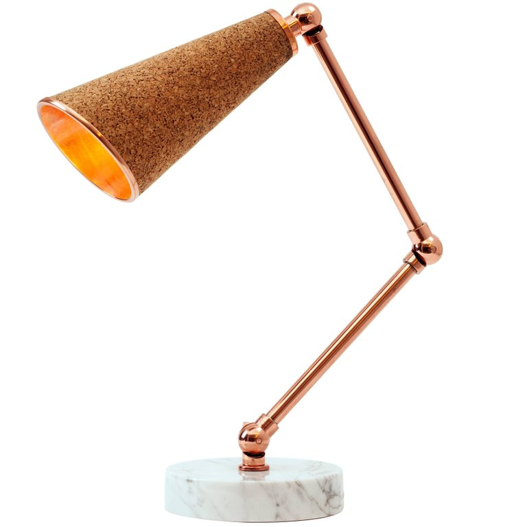Lanterna Cork Table Lamp
