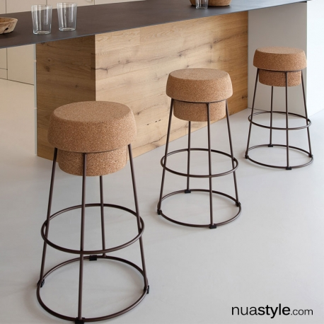 Bouchon Counter Stool from nuastyle.com