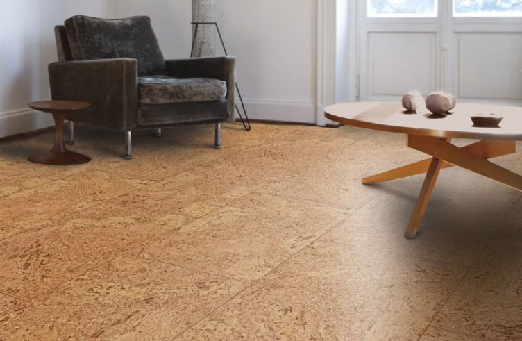 Cork Flooring by the Cork flooring Company