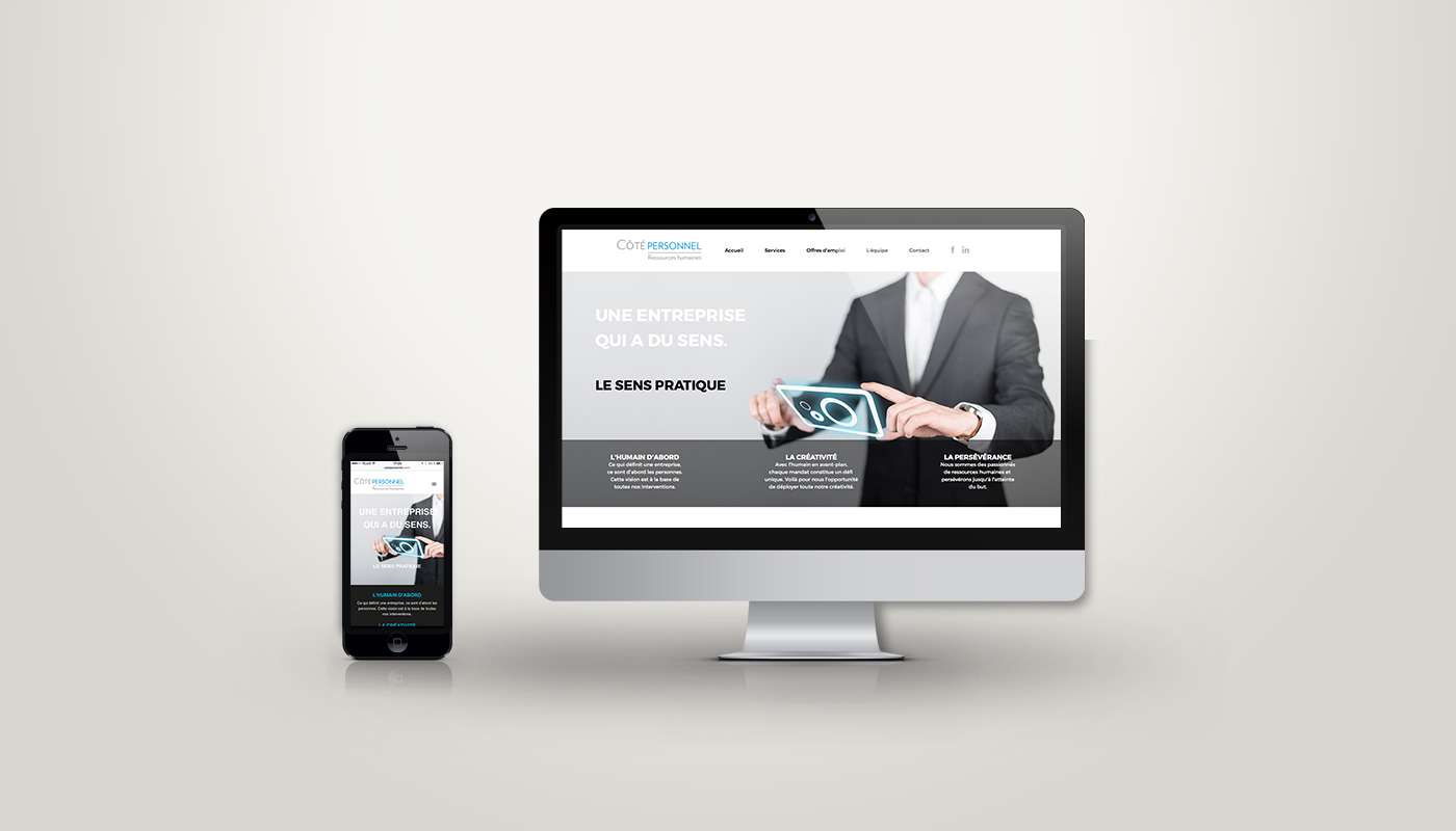 sitewebresponsive_cotepersonnel_ressourceshumaines_laboite_agencemarketing_publicite_beauce_quebec