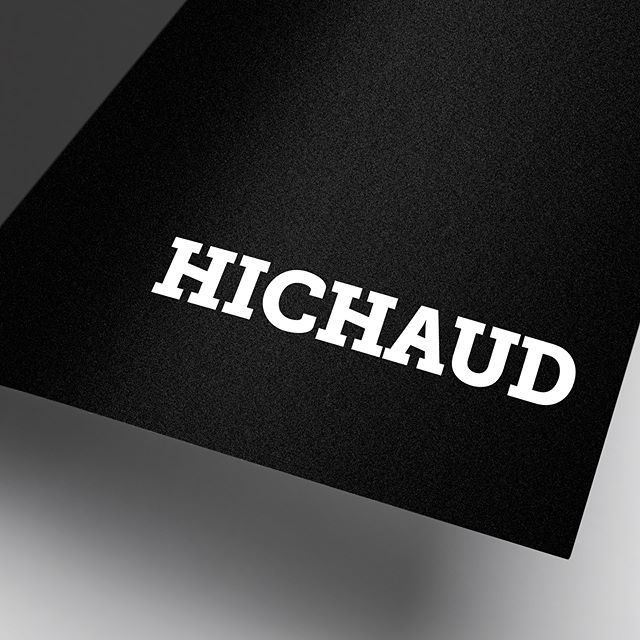 On ♡ faire briller Hichaud! Avec un logo adapté à chaque division de l'entreprise, chacun y trouve son compte! #marketingagency #logodesigns #newlogo #réalisation