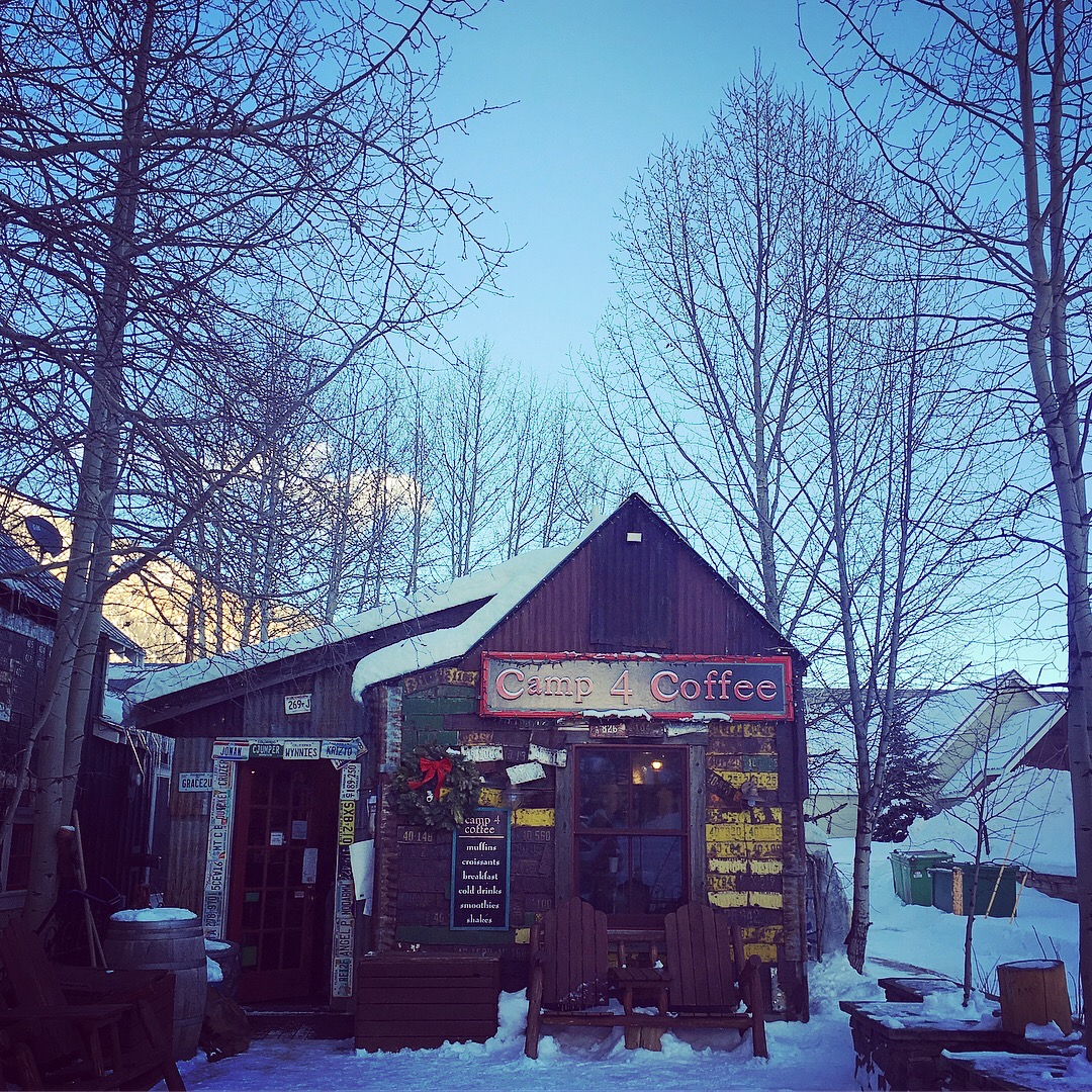 Camp 4 Coffee, Crested Butte