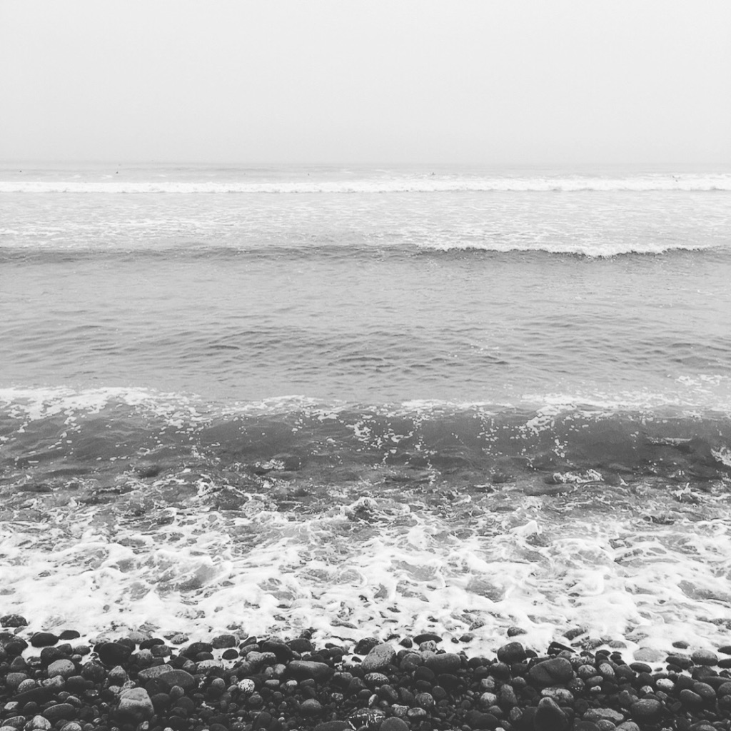 Some of the - what I imagine are sweeping - coastal views got lost in the mist. But Miraflores is still pretty sweet, and it definitely didn't deter the surfers!  #greyday   #coastalmist   #oceanviews   #pacificocean   #mirafloreslima   #peruviancoast   #southamericatour   #yearoftravel   #solofemaletravel   #travelblog   #pathunwritten