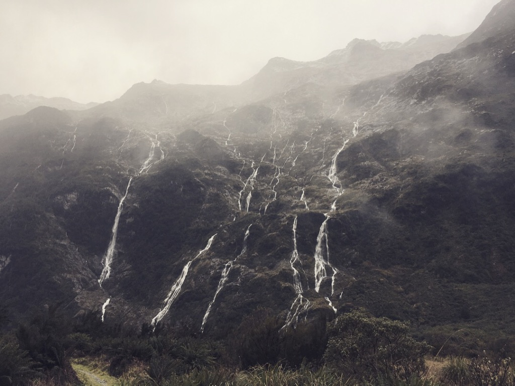So happy to return to Fiordland for this truly Great Walk. In spite of (or maybe because of) the torrential rains, thunderstorms and ridiculous wind, it was an experience of a lifetime. Beautiful beyond words  #milfordtrack   #greatwalks   #newzealand   #tramping   #waterfallsgalore   #fiordlandnationalpark   #nationalparks   #milfordsound   #southisland   #solofemaletravel   #naturetravel   #travelblog   #yearoftravel   #pathunwritten