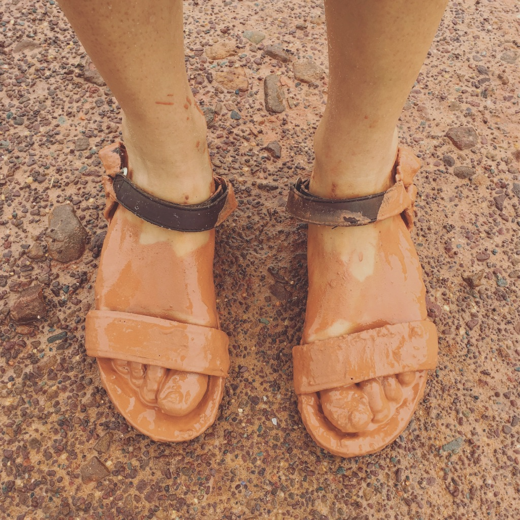 Welcome to Cambodia during rainy season, where locals are much better at playing hopscotch through puddly streets than mere tourists like me. Six months into my trip and I'd been feeling a little travel fatigue and homesickness because travel isn't always glamorous (exhibit A), but even muddy moments pass and I'm constantly reminded of how lucky I am to be spending a year abroad ☀️🌼  #fail   #notalwayssunshineanddaisies   #muddymoments   #firstworldproblems   #wetseason   #sihanoukville   #cambodia   #seasiatravel   #solofemaletravel   #yearoftravel   #travelblog   #pathunwritten