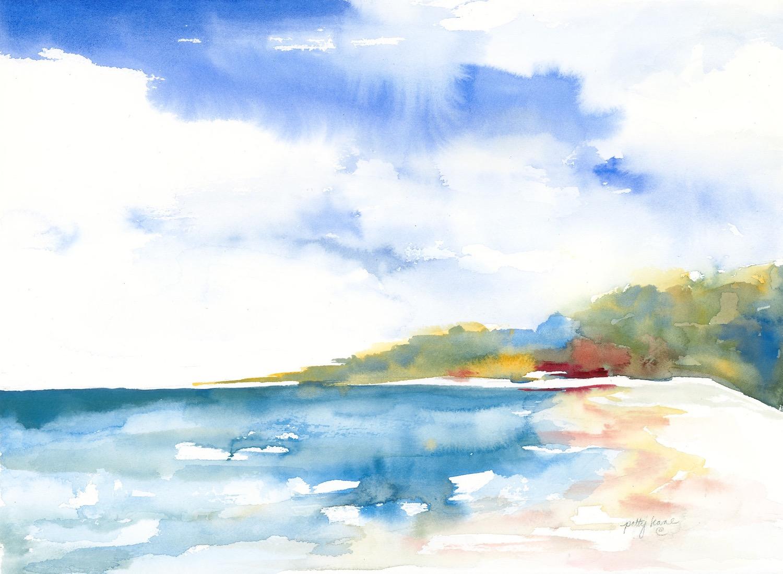 """Beach Simpiified"""