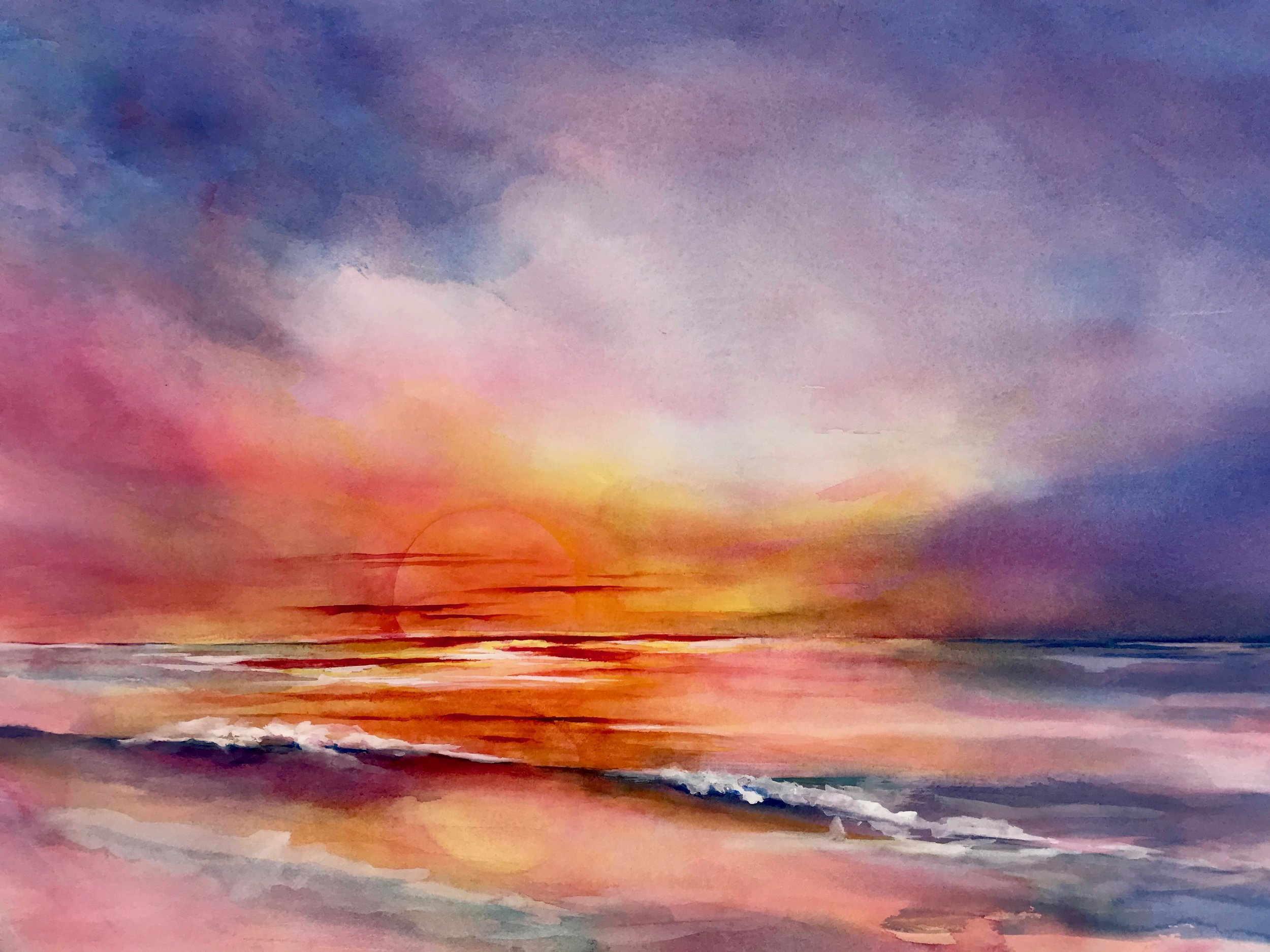 """Summer Sunrise"""