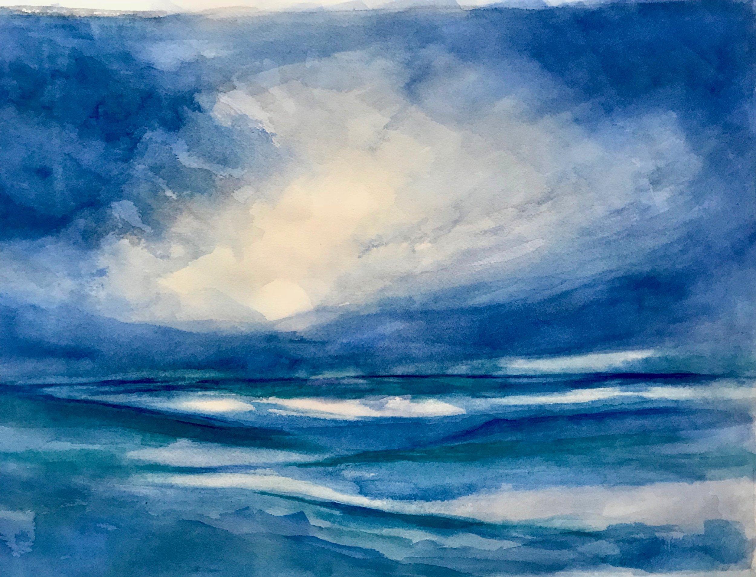 """""""Blue Sunrise"""""""