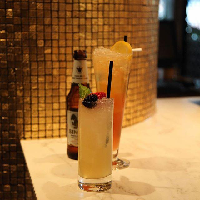 Would you dare to spice up your lemonade? Give our Jack Limonade a try. 🍋 __________ Oserez-vous ajouter du piquant à votre limonade? Essayez notre Jack Limonade. 🍋