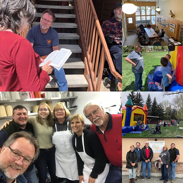 It was a great week of ministry here in Laramie with Belden Baptist Church and @explaramie! Don't forget we meet this Sunday for worship at the Historic Laramie Train Depot at 10:30 AM! #uwyo #downtownlaramie #explaramie
