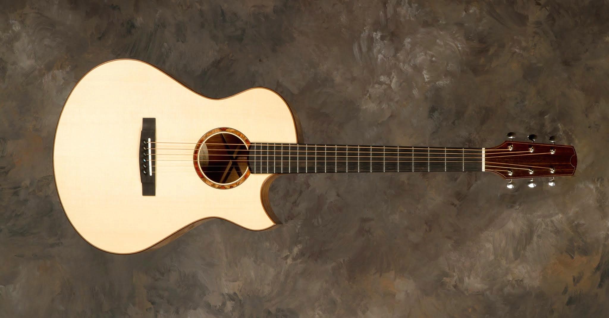 OM Guitar